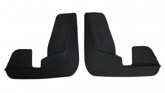 Комплект увеличенных брызговиков (передние и задние) для Рено Каптур