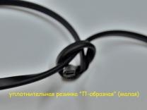 Уплотнительная резинка (малая) 1 метр