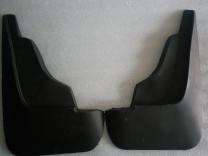 Увеличенные брызговики передние для Рено Дастер